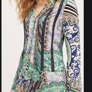 Anthropologie Caviana Shirt Dress by Tiny